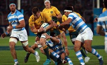 Argentina no pudo contra Australia en Mendoza