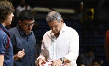 Pablo Morales y Álvaro Tito