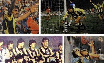 Libertadores 1987