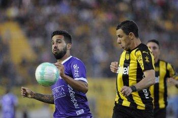 Matías Cardacio y Maxi Rodríguez