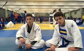Ezequiel Melendrez y Agustín Gorriz
