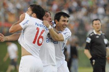 Rodríguez, Zunino y Fucile