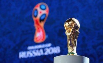 La Copa del Mundo ya brilla en Rusia