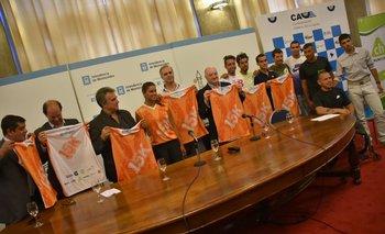 Lanzamiento de la Montevideo 15K