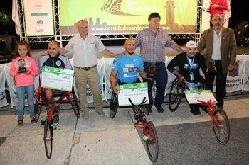 El podio de sillas: Eduardo Dutra fue el ganador