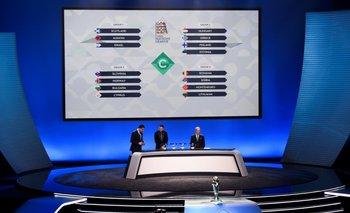 El sorteo de la Liga de Naciones
