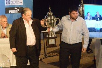 Hugo Pío y Gabriel Alves