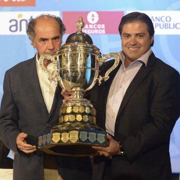 Jorge Campomar y Gastón Tealdi