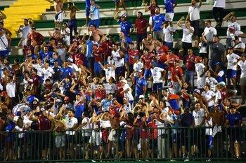 Nacional en el Arena Condá