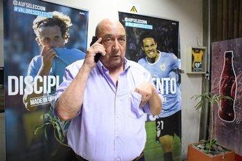 Fredy Varela, presidente de El Tanque Sisley