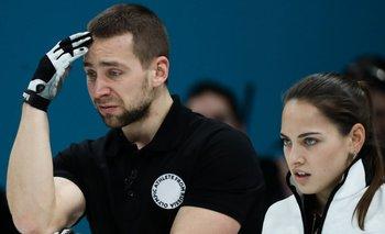 Anastasia Bryzgalova y Aleksandr Krushelnitckii