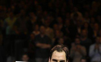 Federer con un premio especial