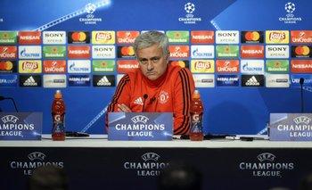 José Mourinho en Sevilla