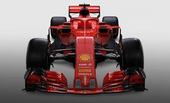 El nuevo Ferrari Formula One SF71H
