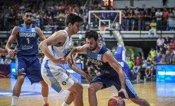 Nicolás Brussino y Bruno Fitipaldo