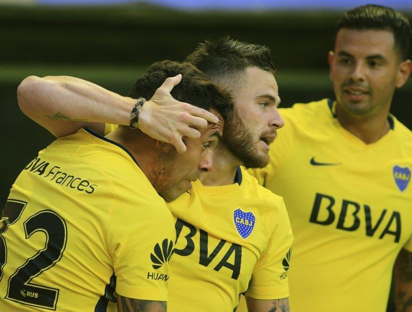 Los equipos que quieren contratar a Tévez — Boca