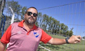Sebastián Taramasco, coordinador de las divisiones juveniles de Nacional<br>