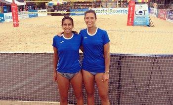 Silvana Hernández y Lia Fortunati