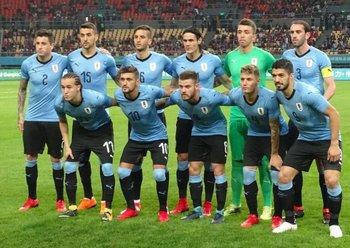 La oncena de Uruguay que debutó en la China Cup