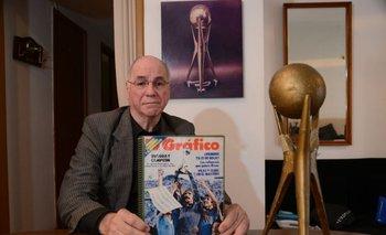 Walter Pagella, el orfebre de la Copa de Oro