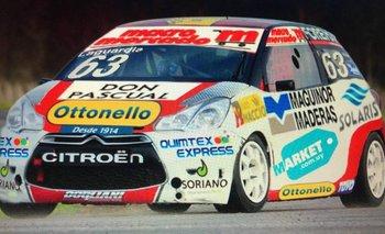 Guillermo Laguardia sube a Superturismo con Citroen <br>