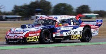 Mauricio Lambiris venía en otra remontada soñada, pero falló el motor