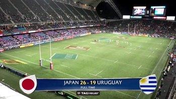 Los Teros Seven cayeron ante Japón y fueron eliminados