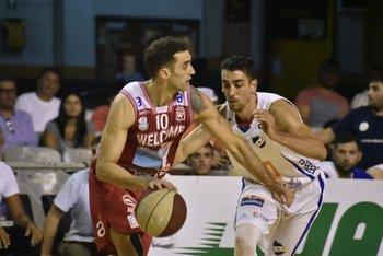 Matías De Gouveia y Leandro Taboada