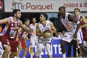 Esteban Batista y Leandro Taboada