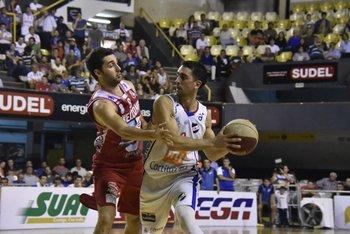 Gonzalo Rivas y Leandro Taboada