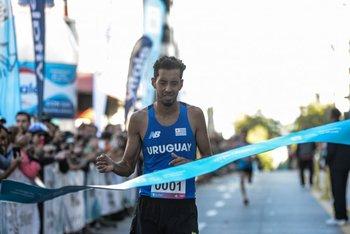 Nicolás Cuestas fue el tercero