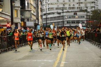 Los principales atletas de la Maratón de Montevideo 2018