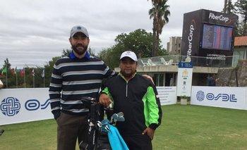 Joaquín Gallinal y Juan Álvarez