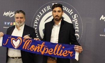 Así anunció Montpellier la contratación de Píriz