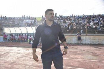 Fernando Correa, DT de Cerro