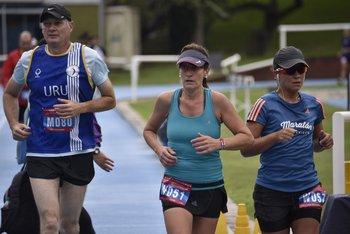 Héctor Yeritano, Gabriela Palleiro y Cristina Da Cunha