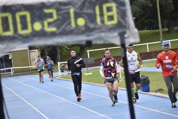 El reloj marcando el tiempo en las 48 Horas Uruguay Natural