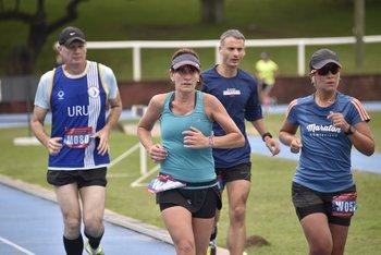 La carrera tuvo participantes de Uruguay, Argentina, Brasil, México y chile