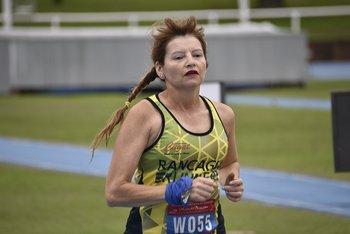 Ysabel Ayala, representante de Chile que corrió en 24 Horas y ganó su categoría