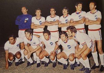 Nacional campeón de América en 1971