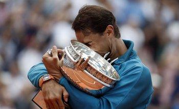 Rafael Nadal se llevó otro Roland Garros