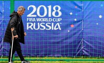 El Maestro Tabárez dijo que conoce muy bien al argentino Cúper