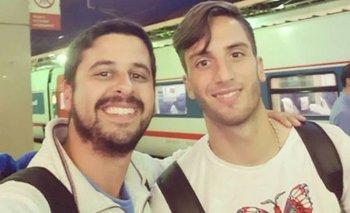 Rodrigo Bentancur se tomó el tren desde Niznhy hasta Moscú