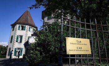 Edificio del TAS en Lausana, Suiza