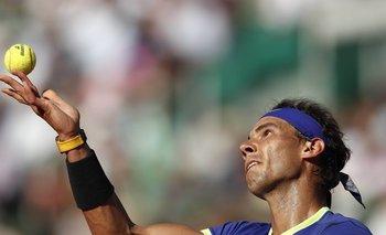 Rafael Nadal<br>