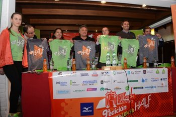Lanzamiento de la Half Maratón Montevideo 2018