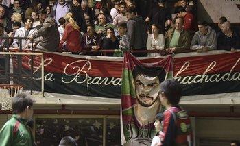La bandera de Leandro<br>