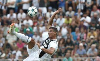 Cristiano Ronaldo<br>