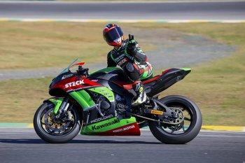 Gerardo se recuperó y fue cuarto en las dos carrera de Interlagos
