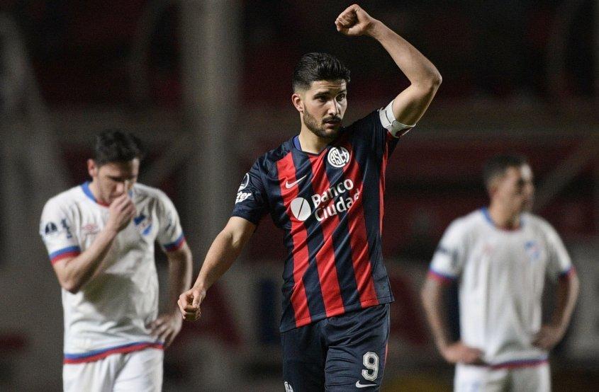 En vivo: Nacional vs San Lorenzo | Sudamericana 2018, octavos vuelta